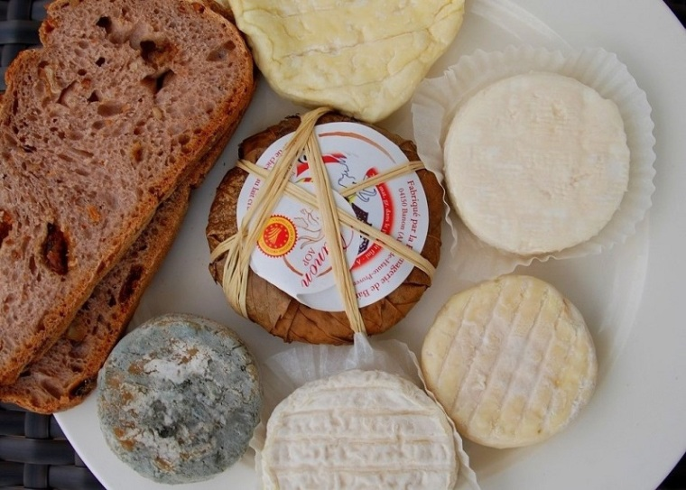 French Goat Cheeses