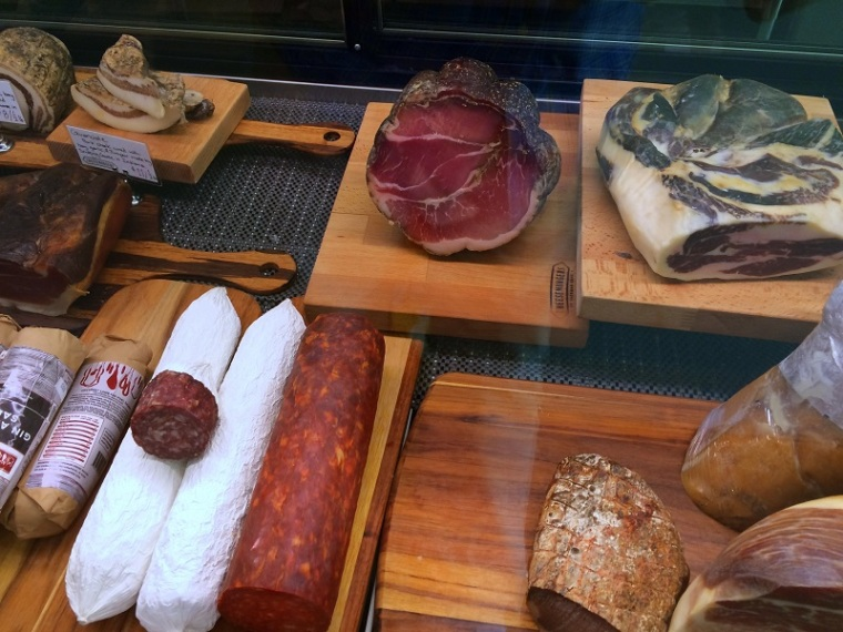 Cured Meats at Cheesemongers of Sherman Oaks