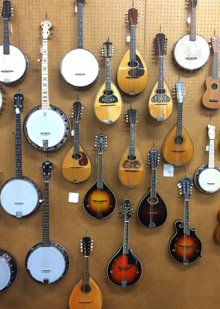 Folk Music Center Claremont