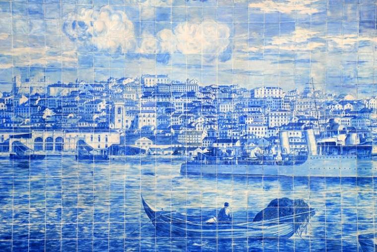 Lisboa azulejos