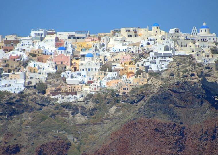 Oia Santorini II