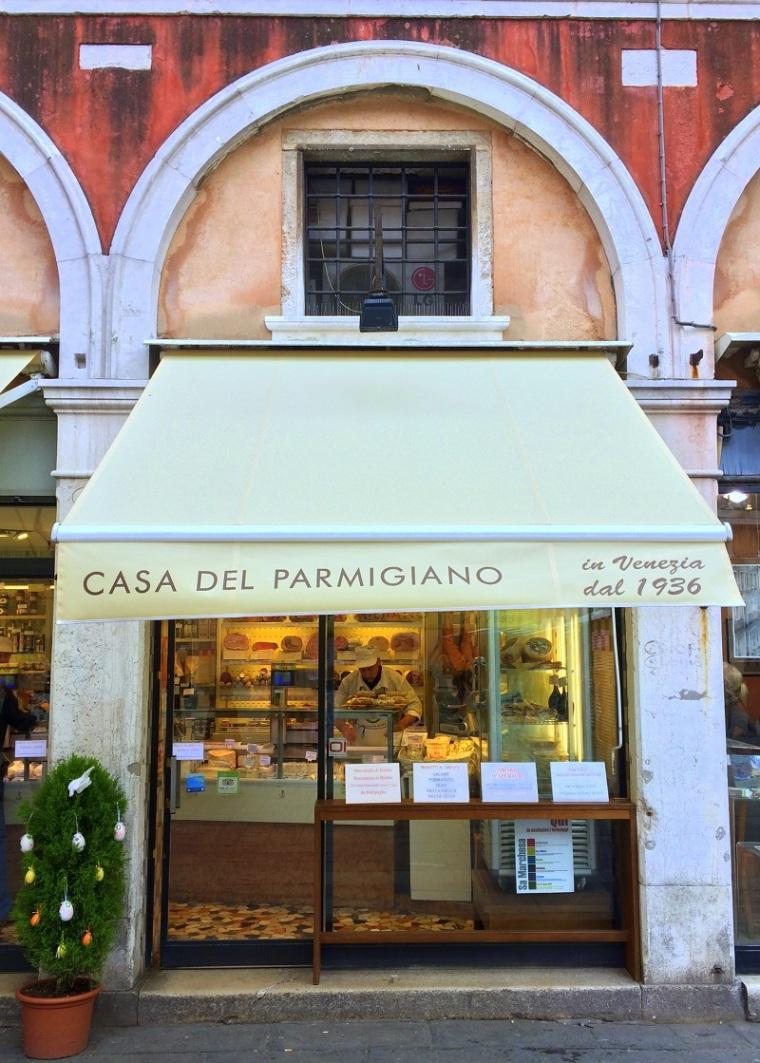 Casa del Parmigiano Venice