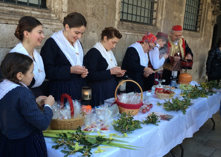 Easter in Dubrovnik