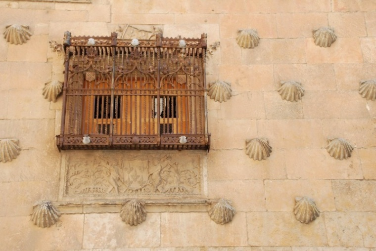 House with the Shells Salamanca