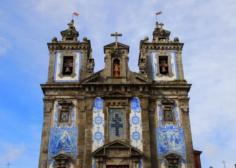Igreja de Santo Idelfonso