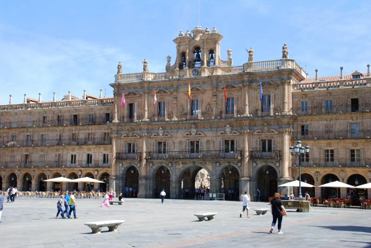 Plaza Major Salamanca II