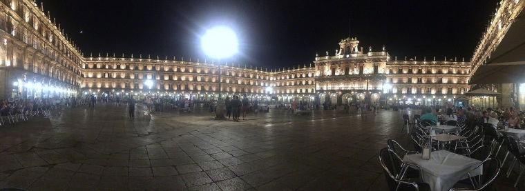 Plaza Major Salamanca