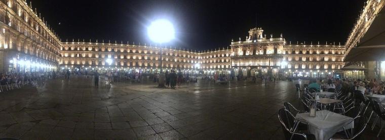 Plaza Major Salamanca