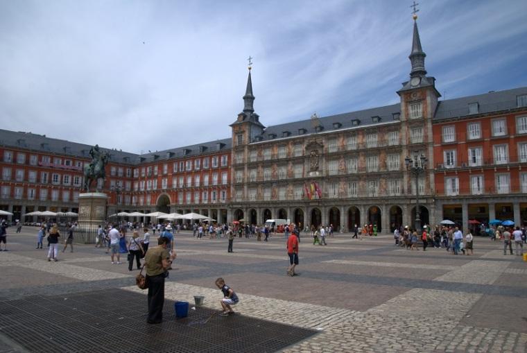 Plaza Major