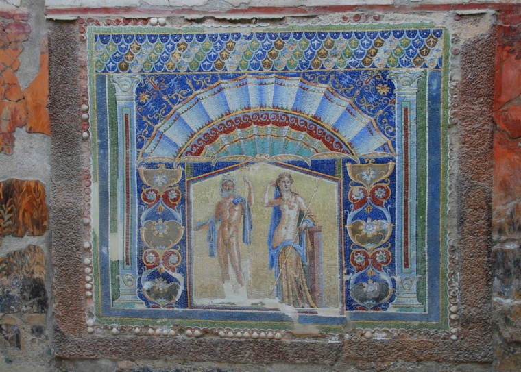 mosaic-in-herculaneum