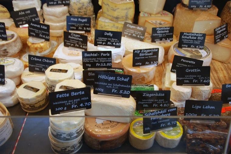 Cheesy store