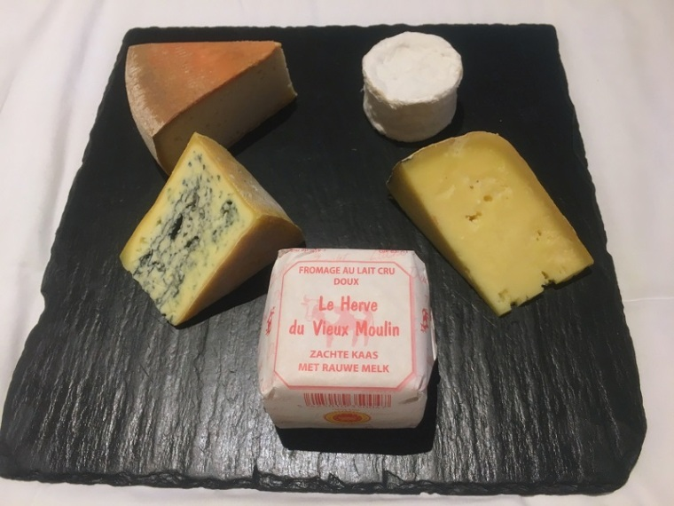 Berlin Cheese Platter