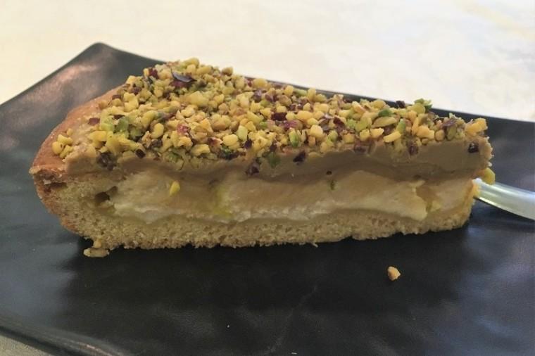Pistacchio Cake