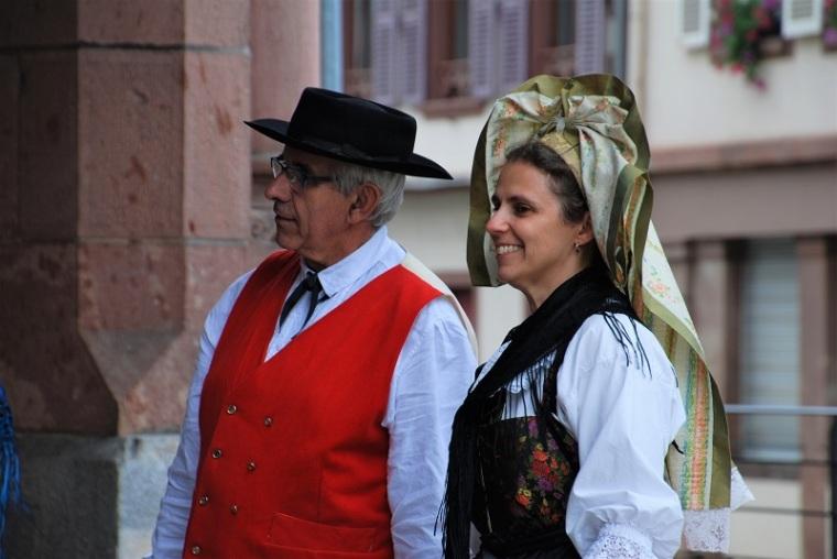 Alsatian Costumes