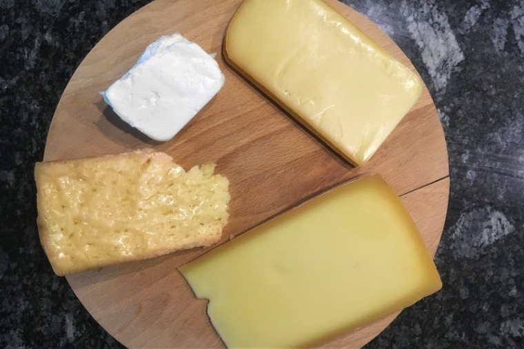 Cheese from Appenzell